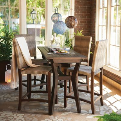 5' Kensington Counter Height Patio Dining Table