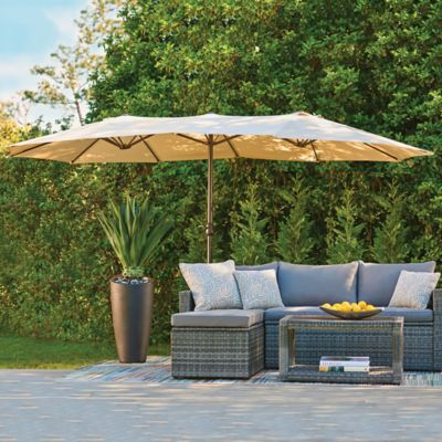 9'x15' Tripoli Patio Umbrella