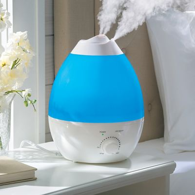 Bell+Howell Color Changing Personal Humidifier