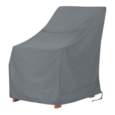 Platinum Lux High Back Chair Cover