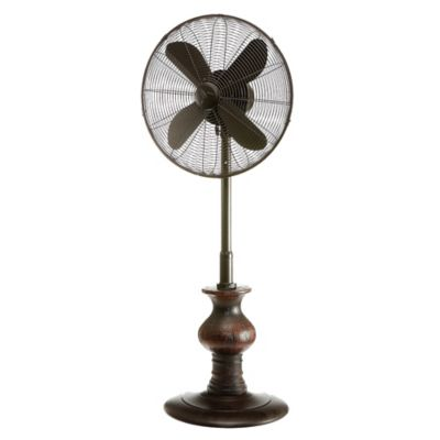 Austin Decorative Outdoor Fan