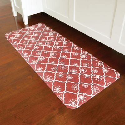 Holiday Trellis Comfort Mat