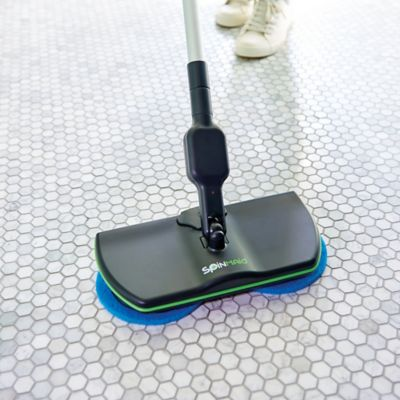 Spin Maid Cordless Floor Cleaner & Polisher