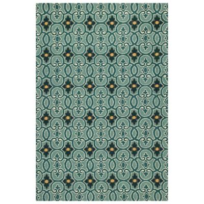 Islamorada Indoor/Outdoor Rugs-Scrollwork