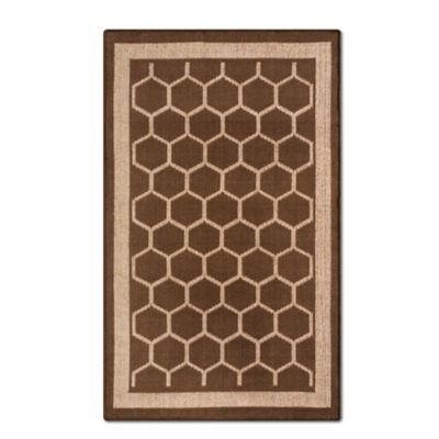 Port Royal Honeycomb Indoor/Outdoor Rugs