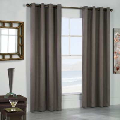 Brylee Grommet-Top Insulated Curtain Pairs