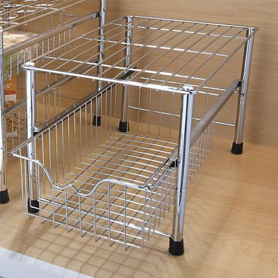 Freestanding Stackable Kitchen Organizers