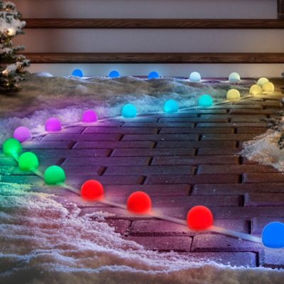 Gumdrop Path Lighting-25 count