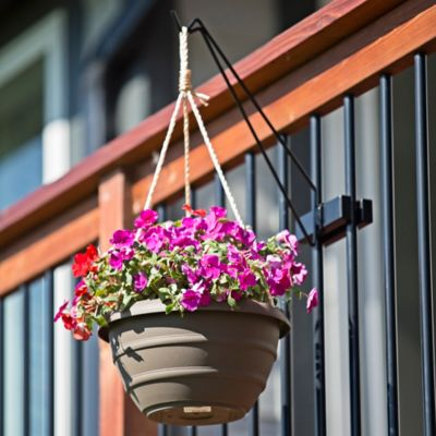 Railing Hanging Basket Extension Hook