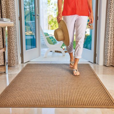 Water Guard Floor Mats & Stair Treads-Square Pattern