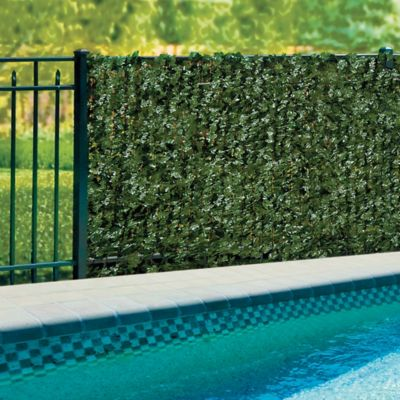 Faux Ivy Privacy Screens