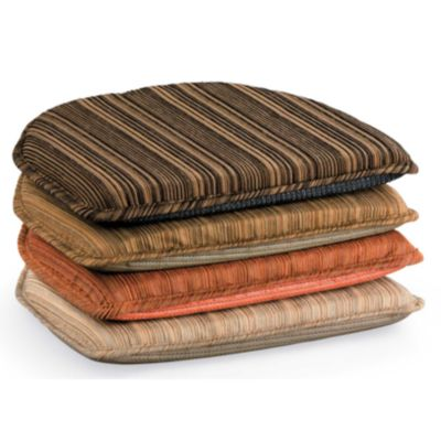 Harmony Stripe Chair Cushions