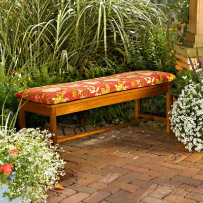 Bench Cushions-Knife Edge