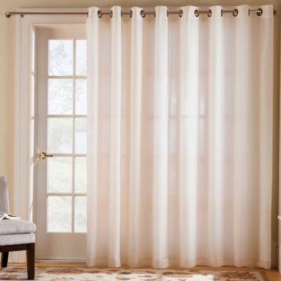ThermaVoile Grommet Top Curtains