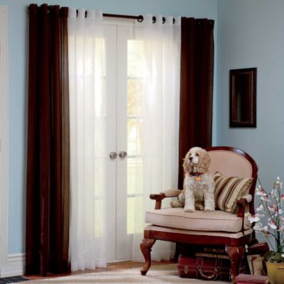 Arm & Hammer Curtain Fresh Odor-Neutralizing Curtain Panels-Pair