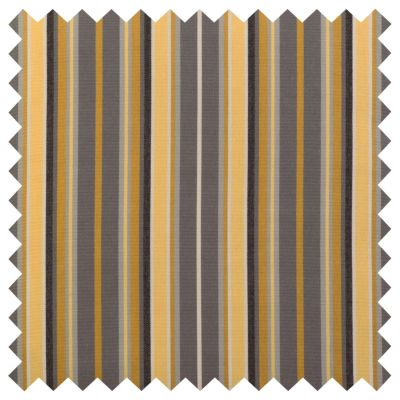 Sunbrella Outdoor Cushions-Foster Metallic Stripe