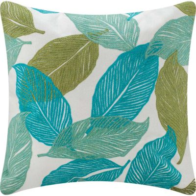 Mystic Leaf Outdoor Pillows