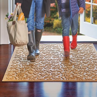 Water Guard Floor Mats & Stair Treads-Fall Day