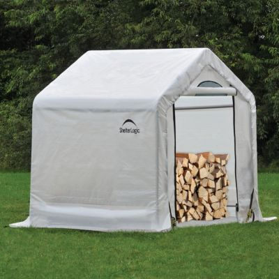 Firewood Seasoning Shed