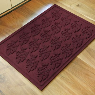 Water Guard Tropical Fish Floor Mat & Runner
