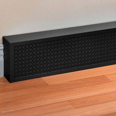 "Decorative Baseboard Covers-8""H"