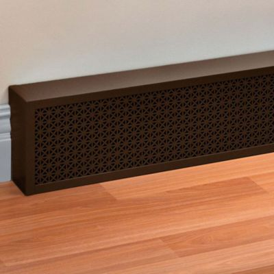 "Decorative Baseboard Covers-10""H"