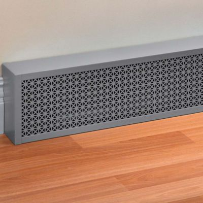 "Decorative Baseboard Covers-12""H"