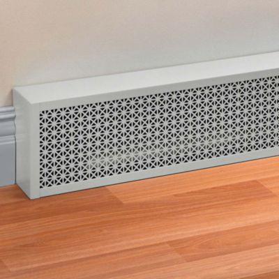 "Decorative Baseboard Covers-16""H"