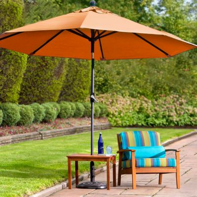 11' Outdoor Sunbrella Umbrella & Replacement Canopy