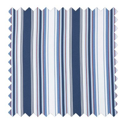 Outdoor Cushions-Nautical Stripe