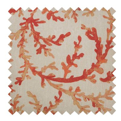 Outdoor Cushions-Sea Coral Print