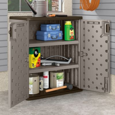 Suncast Rugged Garage Storage Cabinets