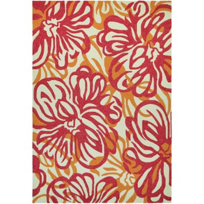 Hibiscus Outdoor Rugs