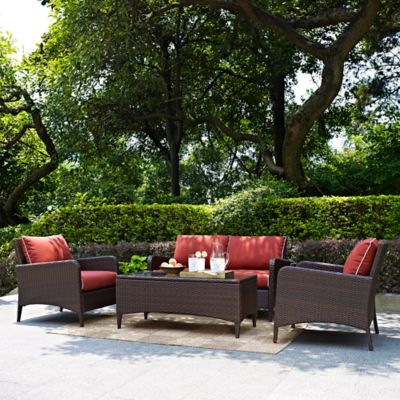 Kiawah Resin Wicker Patio Furniture