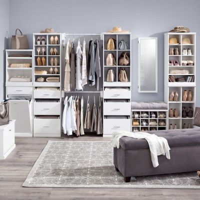 Jessica Closet Storage Collection