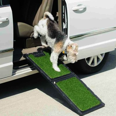 Natural-Step Dog Ramps