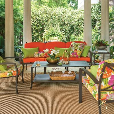 Ellicott Deep Seat Metal Patio Furniture Collection
