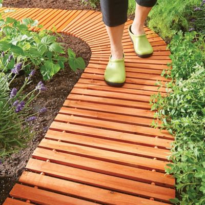 Portable Wooden Walkways
