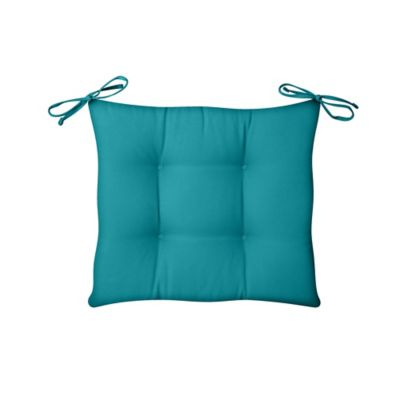 "Tufted Chair Cushion 17""x18-1/2""x3"""