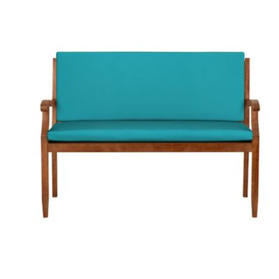 "Hinged Bench Cushion 35""x47""x3"""