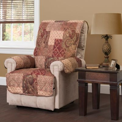 Paisley Patch Furniture Protectors