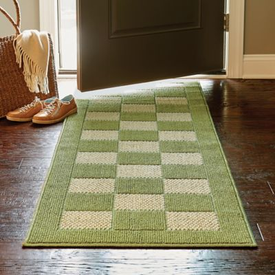 Kimberly Check Slip-Resistant Rugs