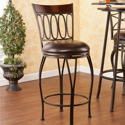 Brookshire Swivel Counter and Bar Stools