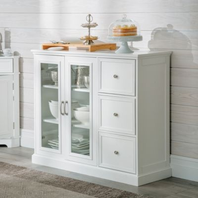 Hampshire Buffet Cabinet with Doors