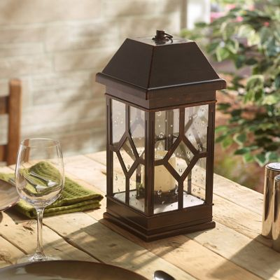 Estate Solar LED Candle Lanterns