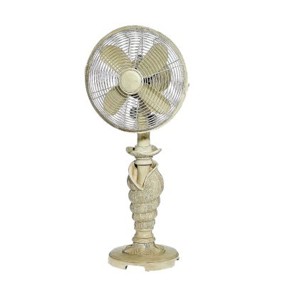 Oceanside Table and Floor Fans
