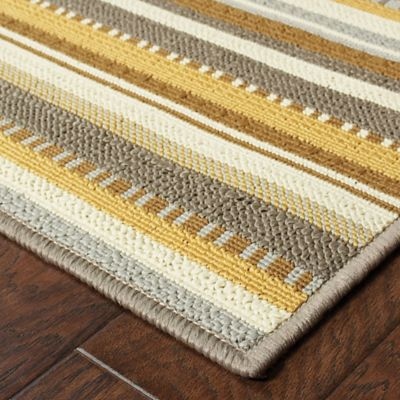Lovina Stripes Indoor/Outdoor Rugs