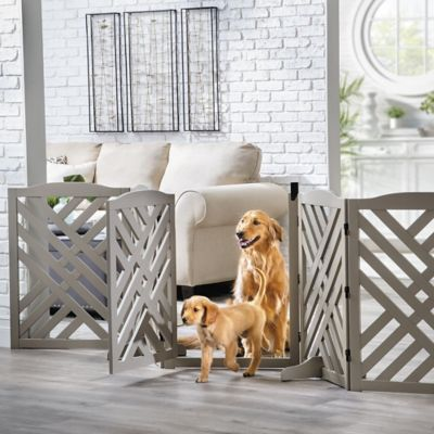 Winston Lattice Pet Gates