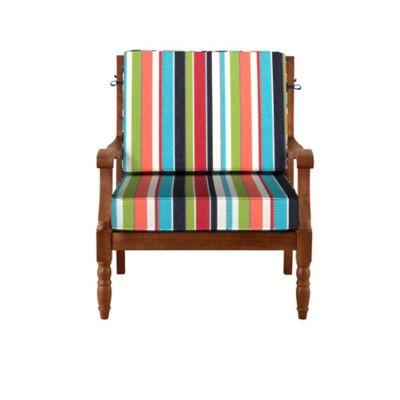 Sunbrella Deluxe Deep Seat Cushion Set (Box Edge) - Sunbrella Deep Seat Cushion Set (Box Edge) (17
