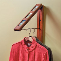 Instahanger Clothes Storage System Wall Mounted Dryer